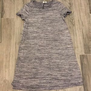 Gap Small Blue and white dress (cotton)